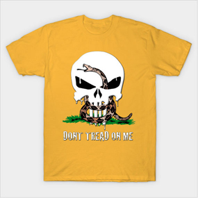 Gadsden Punisher Tee